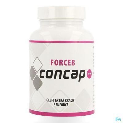 Concap Force 8 Caps 120