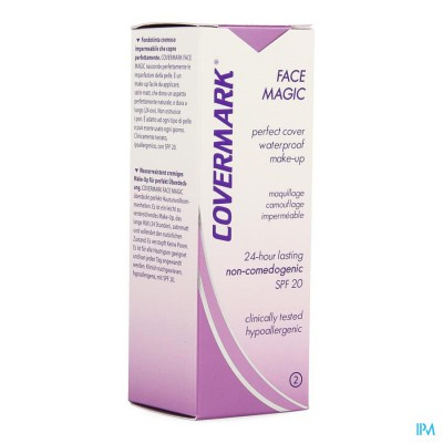 Covermark Face Magic N2 Neutraal Beige 30ml