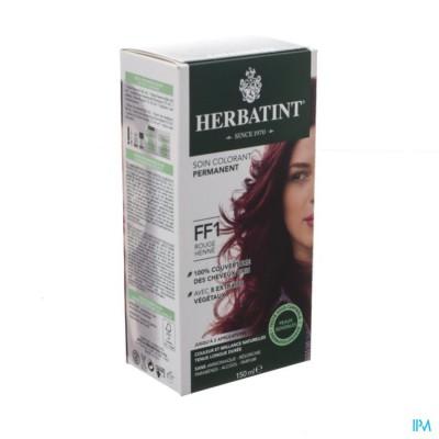 Herbatint Flash Fashion Ff1 Henna-rood 140ml