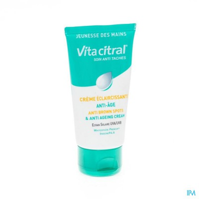 VITA CITRAL HANDCREME A/AGE TUBE 75ML 40309
