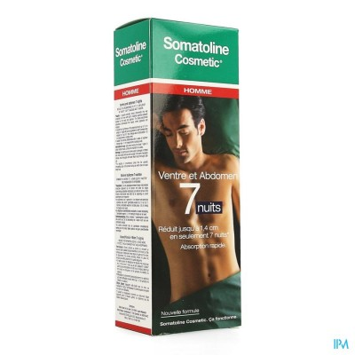 Somatoline Cosmetic Man Afslankkuur 7nachten 250ml