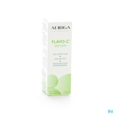 Auriga Flavo-c Serum Anti Rimpel 15ml
