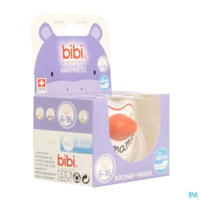BIBI FOPSPEEN HP DENTAL I LOVE MAMA 6-16M