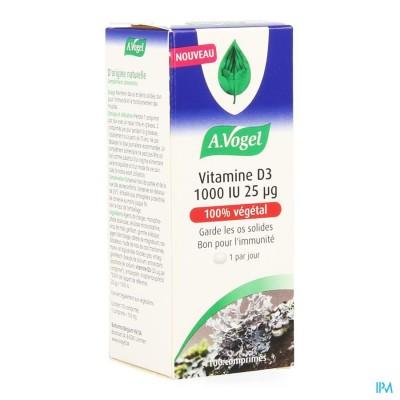 A.Vogel Vitamine D3 100 tabletten