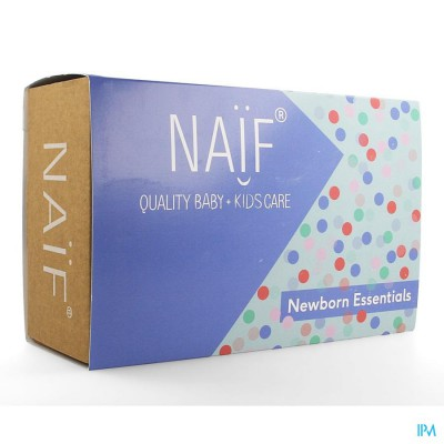 Naif Newborn Essentials