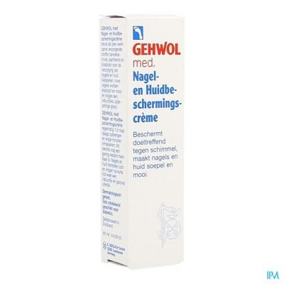 Gehwol Med Creme Nagel Huid Bescherming 15ml