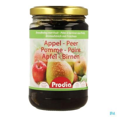 Prodia Broodbeleg Appel-peer 320g 4894 Revogan