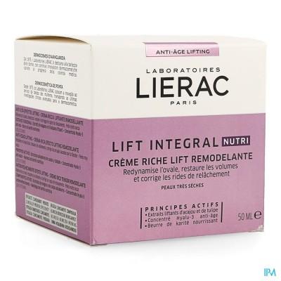 LIERAC NUTRI CREME LIFT INTEGRAL POT 50ML