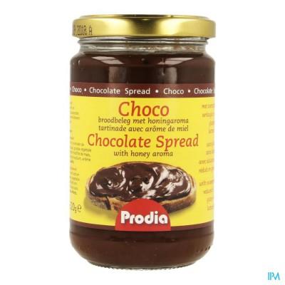 Prodia Broodbeleg Choco Ar. Miel 320g 3807 Revogan