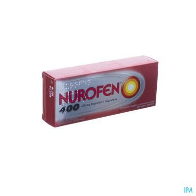 Nurofen 400 Impexeco Filmomh Tabl 30x400mg Pip