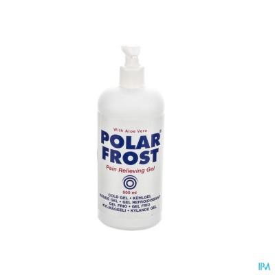 Polar Frost Gel 500ml + Pomp