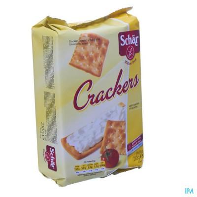 Schar Apero Crackers 210g 6611