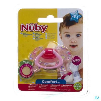 Nûby Geo™ Orthodontische fopspeen - 18m+