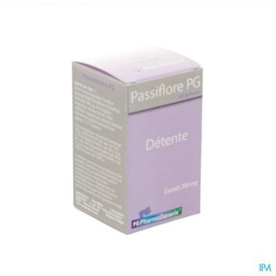 Passiebloem Pg Pharmagenerix Caps 60