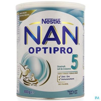 NAN OPTIPRO 5 800G