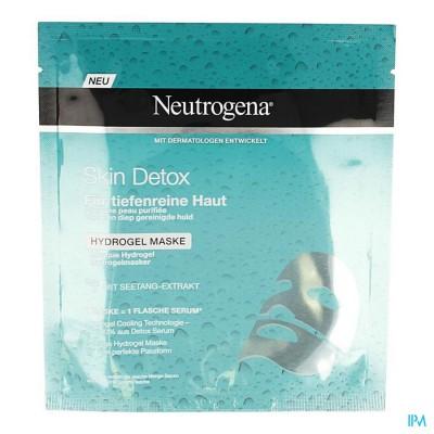 Neutrogena Skin Detox Reinig. Hydrogel Masker 30ml