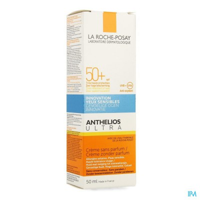La Roche Posay Anthelios Ultra Creme Ip50+ N/parf 50ml