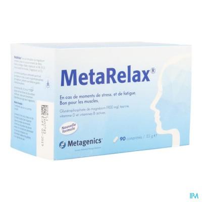 METARELAX NF TABL 90 21869 METAGENICS