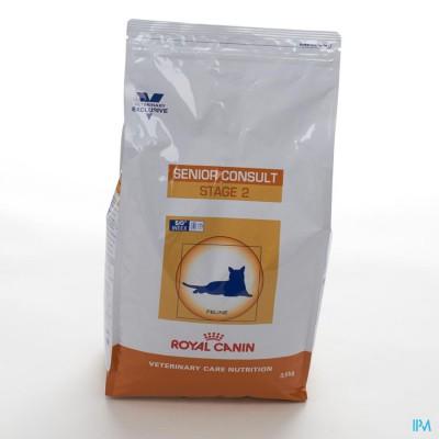 Royal Canin Vcn Consult Senior 2 Stage Feline 3,5kg