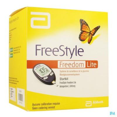 FreeStyle Freedom Lite Bloedglucosemeter Startkit