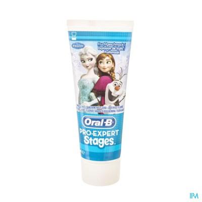 Oral B Tandpasta Stages Frozen 75ml