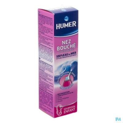 Humer Spray Hypertonisch Kind 50ml