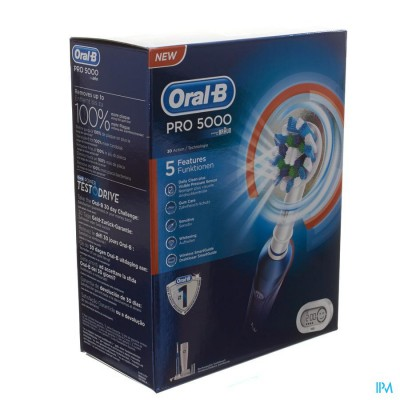 Oral B Crossaction 5000