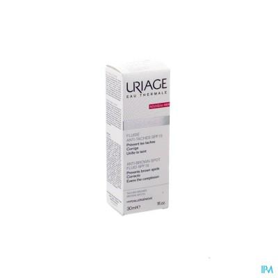 Uriage Depiderm Cx Fluide A/vlekken Ip15 30ml