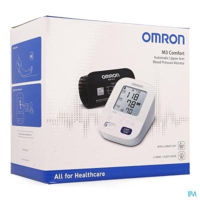 OMRON M3 COMFORT BLOEDDRUKMETER ARM AUTOMAT.