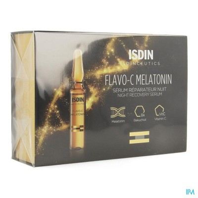 Isdinceutics Flavo-c Melatonin Amp 30x2ml