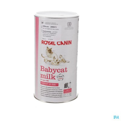 Fbn Babycat Milk 300g