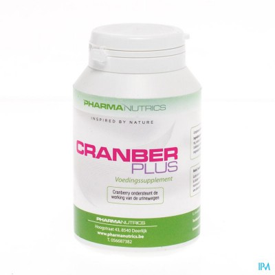 Cranber Plus Comp 60 Pharmanutrics