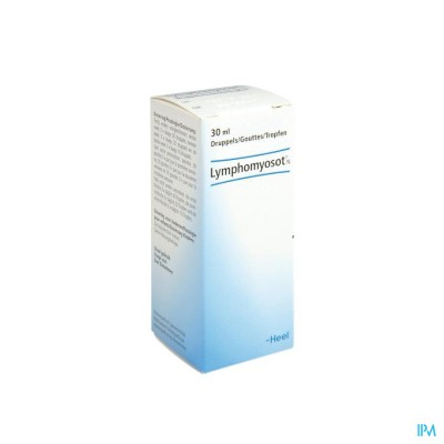 LYMPHOMYOSOT N GUTT 30ML HEEL CFR 0458-240