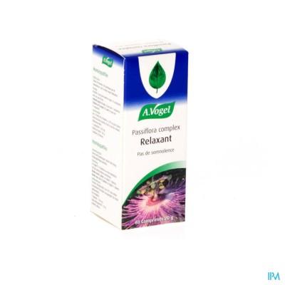 A.Vogel Passiflora Complex 80 tabletten