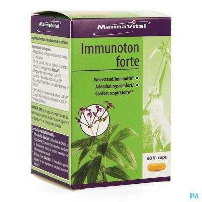 Immunoton Forte V-caps 60