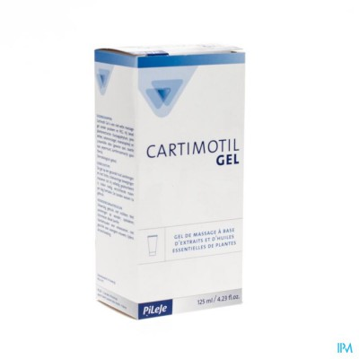 Cartimotil Gel Tbe 125ml