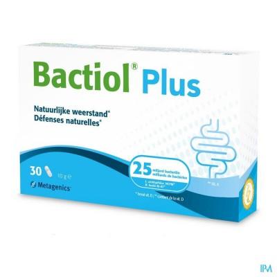 Bactiol Plus Caps 30+15 27938 Metagenics