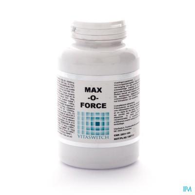 Max-o-force Tabl 300