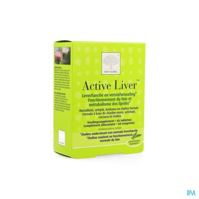 New Nordic Active Liver Comp 60
