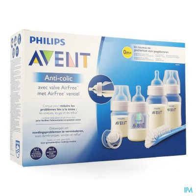 Philips Avent A/colic Kit Starterset Scd807/00