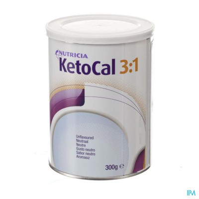 Ketocal 3/1 Pdr 300g