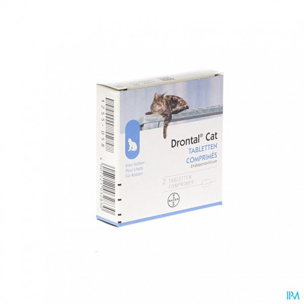 DRONTAL KATTEN-CHATS COMP 2