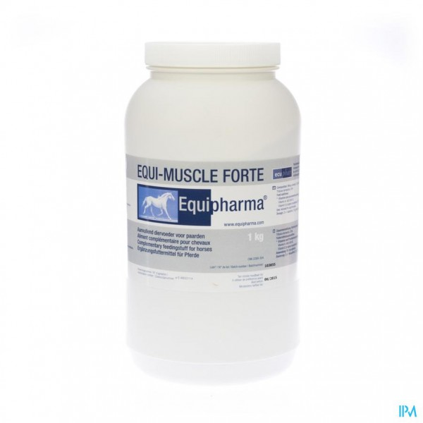 Equi Muscle Forte Pdr 1kg