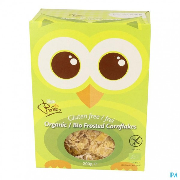 Rosies Frosted Cornflakes Bio Glutenvrij 200g 5580