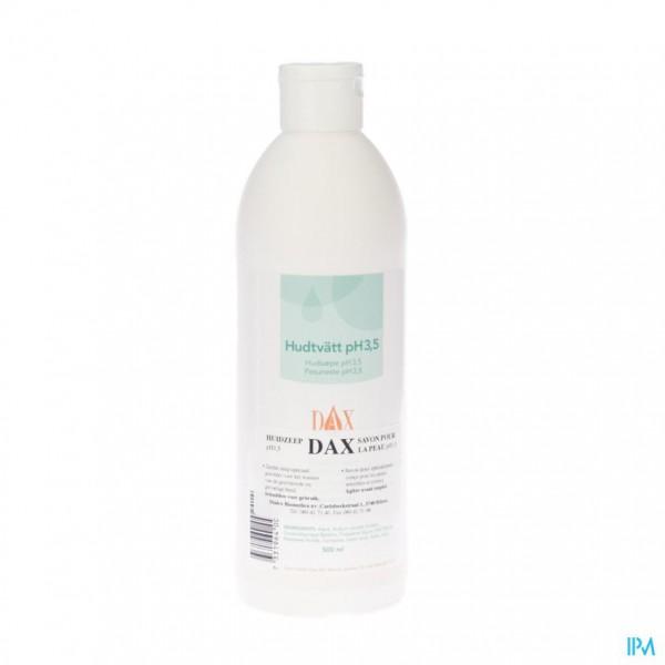Dax Huidzeep Ph3,5 500ml C241