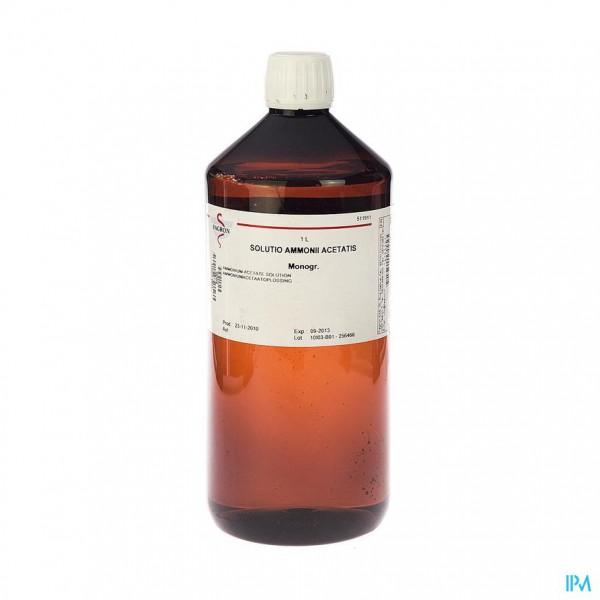 Ammonium Acetaat Oplossing 1l Fag