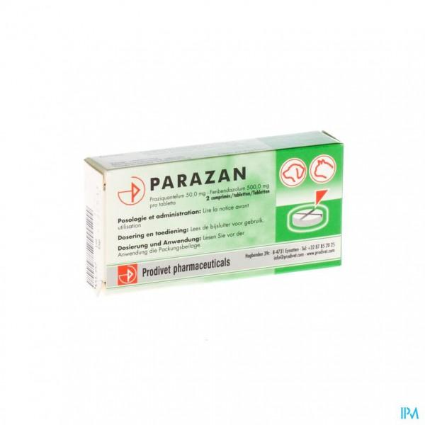 Parazan Comp 2