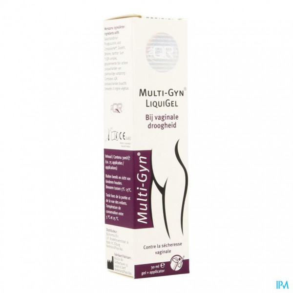 Multi-gyn Liquigel 30ml + Applicator